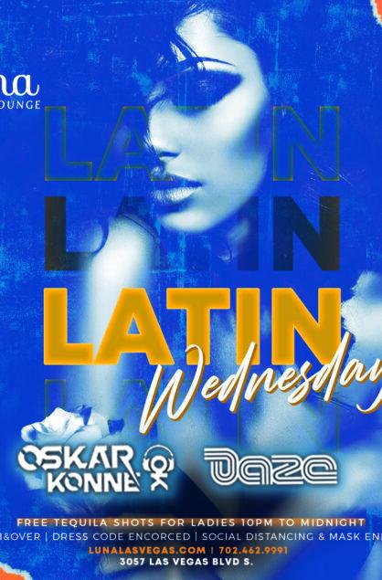 Latin Wednesdays